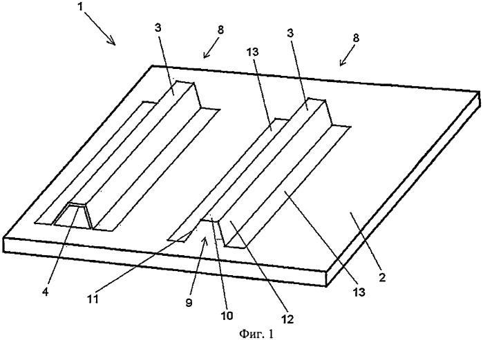 Способ усиления компонента из волокнистого композита и устройство для получения усиления компонента из волокнистого композита