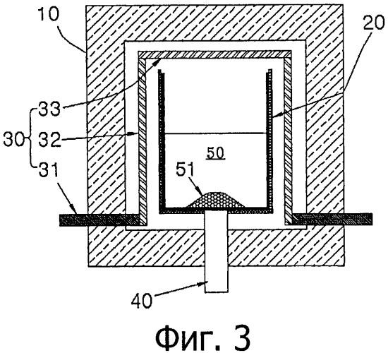 Способ и устройство для выращивания монокристаллов сапфира