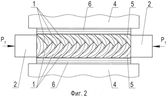 Способ изготовления пакетного древоблока