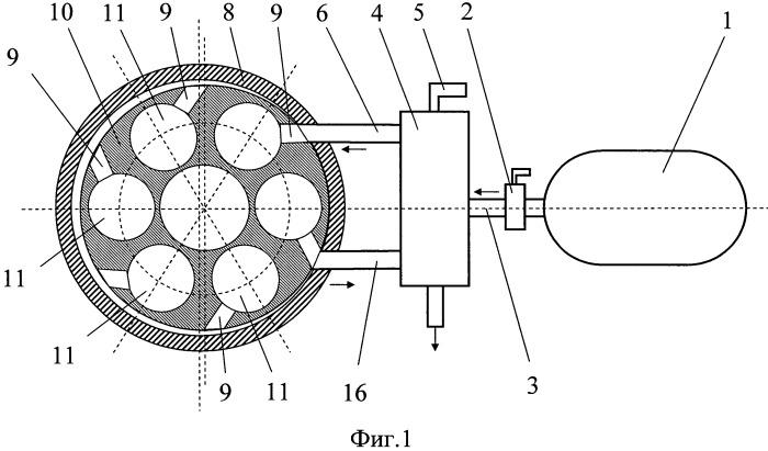 Пневматический двигатель миронова (варианты) и включающее его траспортное средство