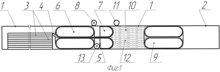 Способ покрытия внутренней поверхности трубопровода и устройство для его осуществления