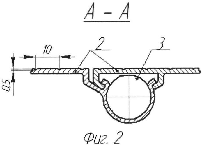 Теплообменная панель и способ ее сборки
