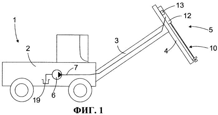 Способ и устройство для смазки хвостовика бура бурильной машины для горной породы