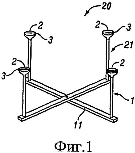 Система манипуляции с остекленной панелью