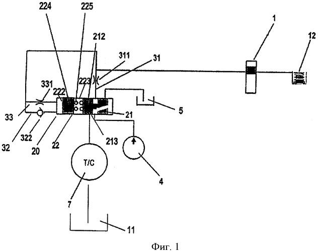 Система и способ регулирования давления в рабочих агрегатах