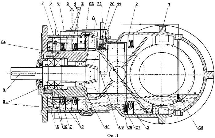 Метод охлаждения электронных систем в механических устройствах, особенно в коробках передач