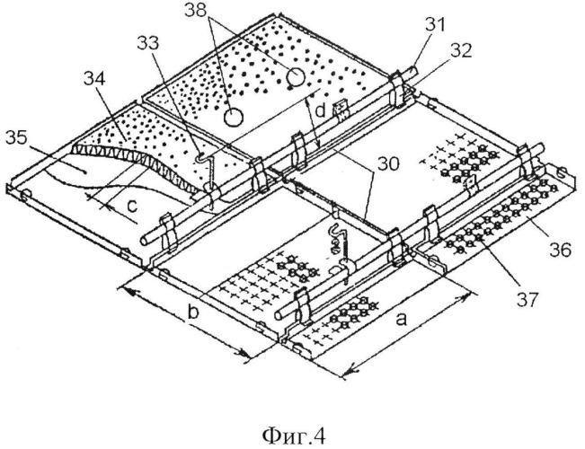 Звукопоглощающая конструкция производственного помещения