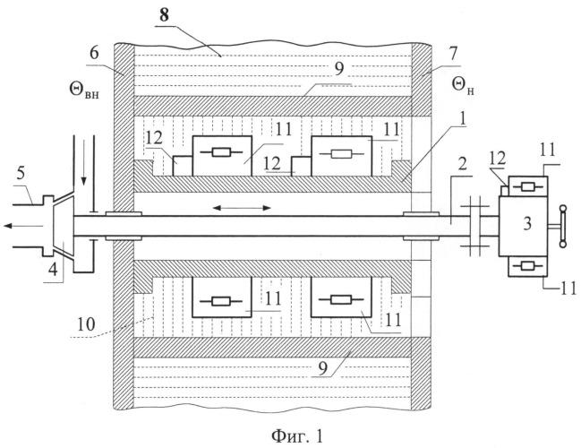 Устройство для зонального обогрева криогенного регулирующего аппарата
