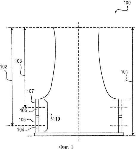 Устройство охлаждающей башни и способ косвенного сухого охлаждения