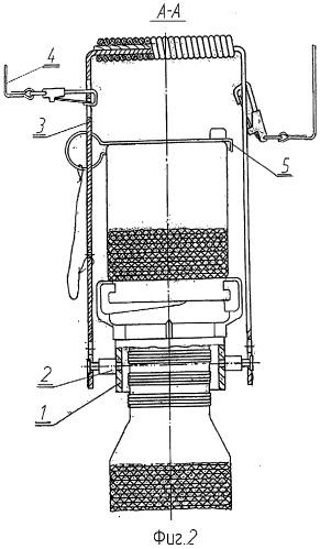 Приспособление для переноски скатки пожарного рукава