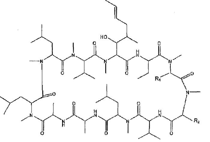 Производные циклоспорина для лечения глазных и кожных заболеваний и состояний