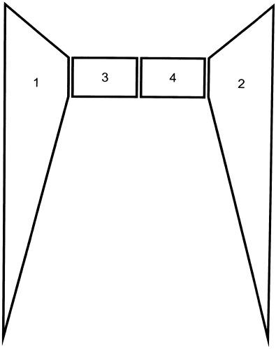 Колёсный катамаран