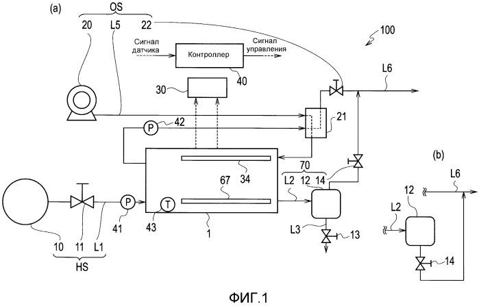 Система топливного элемента и способ ее контроля