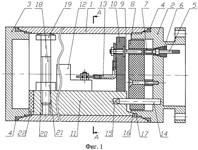 Погружной электронный блок для погружного электродвигателя