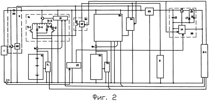 Способ управления автономной системой электроснабжения космического аппарата