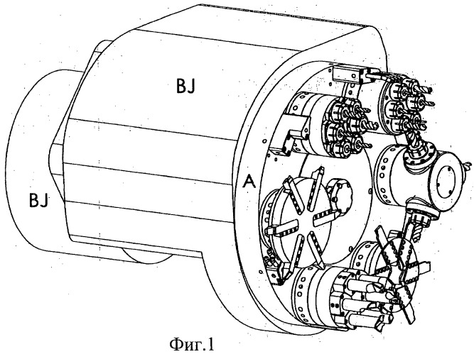 Универсальная система крепления инструмента для центра механической обработки