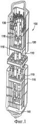Выгорающие поглотительные материалы и установки для ядерных реакторов и способы их применения