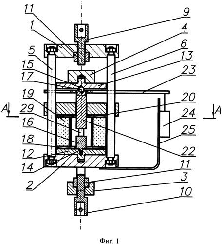 Реверсор для исследования физико-механических свойств образцов