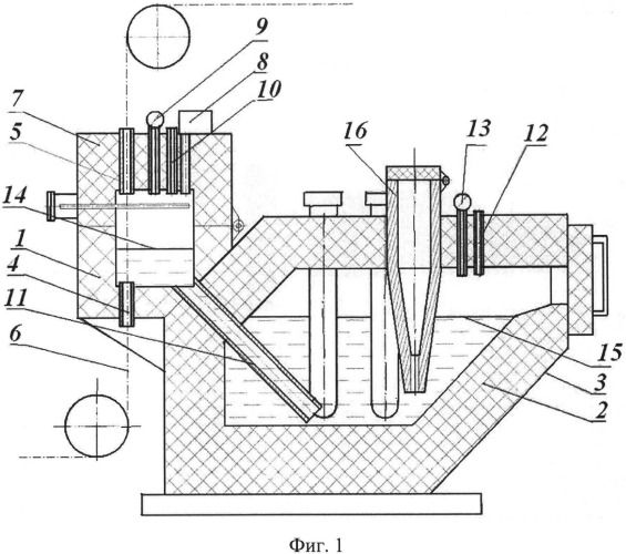 Устройство для нанесения покрытия на протяженное изделие