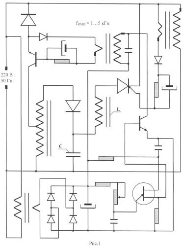 Схема контроля индукционных электросчетчиков