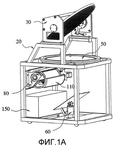 Контрольное устройство миллиметрового диапазона
