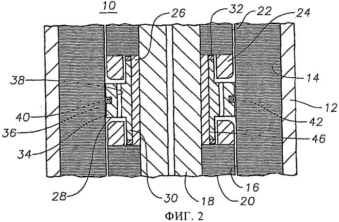 Двигатель электрического погружного насоса (варианты)