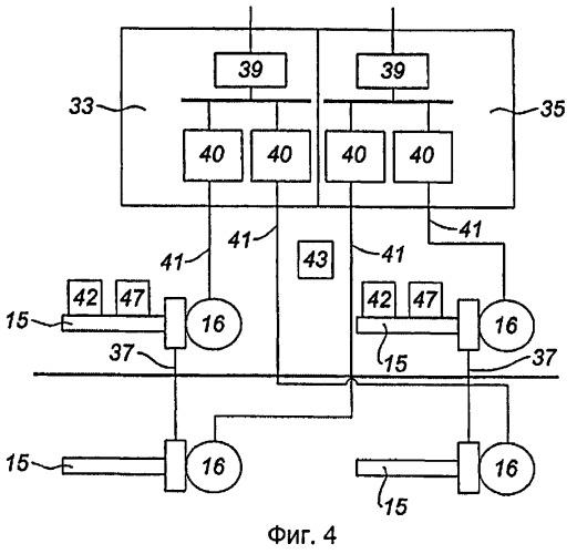 Приводная система для подвижной панели гондолы турбореактивного двигателя