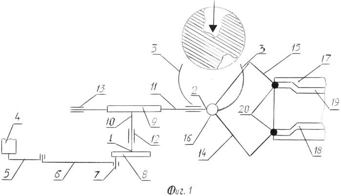 Манипулятор для передачи изделий