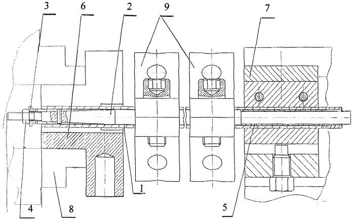 Способ изготовления тонкостенных труб с наружными спиральными ребрами и устройство для его осуществления