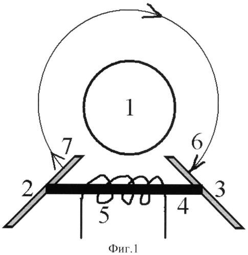 Трансформатор источника питания подвесных измерительных датчиков