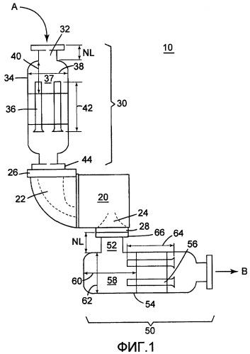Способ и устройство для определения частот компонентов гасителя, прикрепляемого к компрессору, при тестировании длины акустической волны компрессора