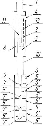 Входное устройство скважинного насоса