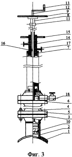 Способ ликвидации вантуза трубопровода