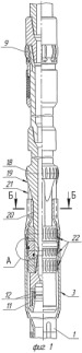 Устройство для изоляции зон осложнения профильным перекрывателем с цилиндрическими участками при бурении скважины