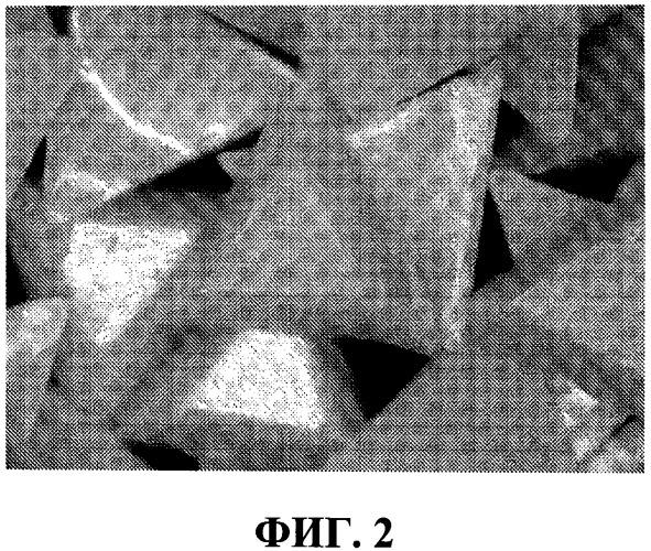 Фасонные абразивные частицы с наклонной боковой стенкой