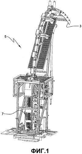 Захватное устройство для инжекторов длинномерных труб