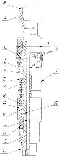 Устройство для установки профильного перекрывателя в скважине