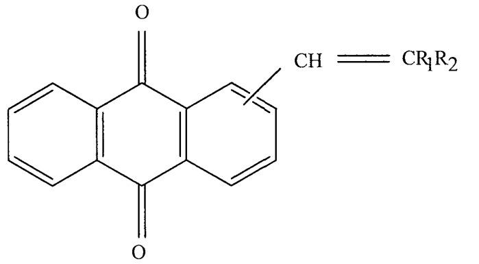 Способ получения алкенилантрахинонов
