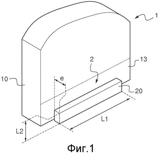 Элемент остекления с усовершенствованными свойствами вибрационно-акустического ослабления, способ изготовления такого элемента остекления и способ акустической защиты в кабине транспортного средства
