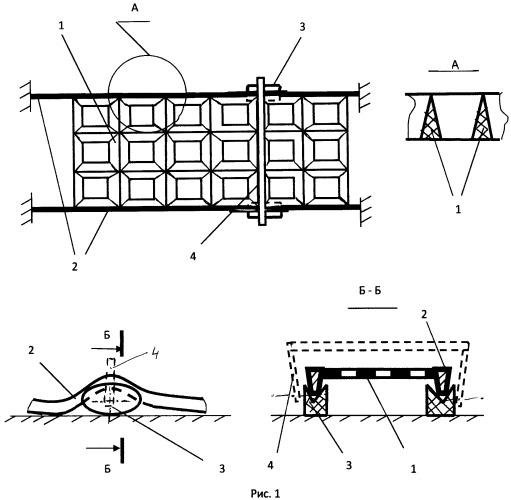 Антипробуксовочные сетки