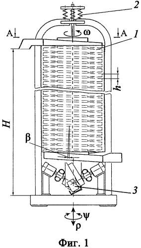 Устройство для смешивания бумажно-полимерной массы