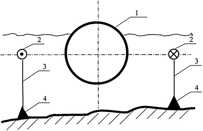 Устройство для выделения сигнала, обусловленного влиянием вертикальной составляющей магнитного поля земли на бортовую систему контроля магнитного поля подводного объекта