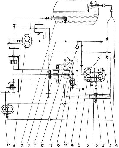 Устройство для смазки опорного подшипника ротора турбомашины