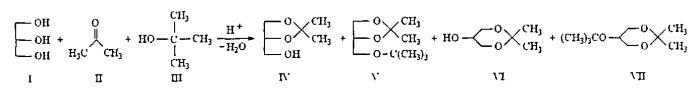 Способ получения оксигенатов, повышающих эксплуатационные свойства топлив для двигателей внутреннего сгорания (варианты)