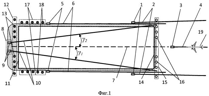 Система визуальной посадки летательных аппаратов (ла)