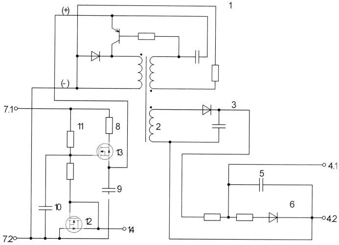 Устройство для гальванического разделения сигналов