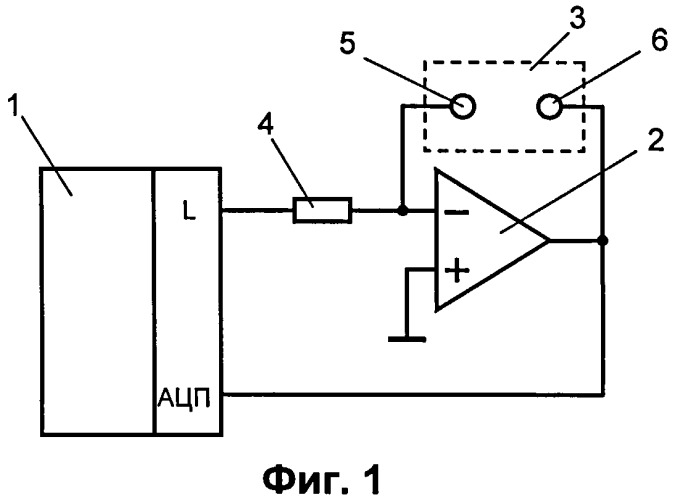 Устройство для измерения электрических параметров участка тела человека