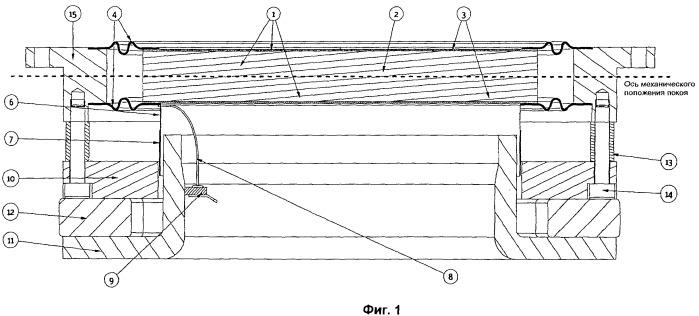 Низкочастотный громкоговоритель с плоским диффузором и его применение