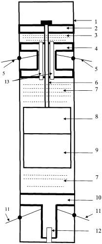 Скважинный сейсмический зонд спан-7