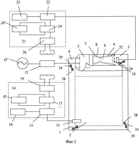 Термокамера для испытания электронных изделий